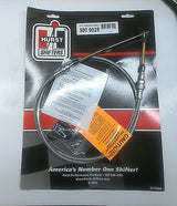 HURST 5000025 5ft Shifter Cable w/ single eyelet end-For all Hurst Auto Shifters