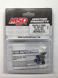 MSD 8464 MSD Distributor Bushing & Spring Set-Billet Distributor Advance Kit