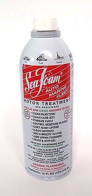 Sea Foam SF-16 Motor Treatment Fuel Additive - 16 oz.