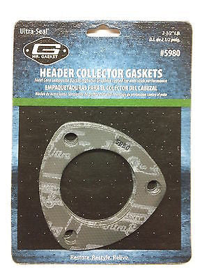 MR GASKET 5980-Ultra-Seal Header Collector Gaskets 2.5
