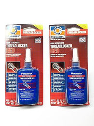 PERMATEX 27140 Nuts & Bolts Heavy Duty RED Threadlocker-1.22oz -36mL Get 1 FREE