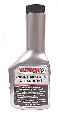 Comp Cams 159 - Engine Break In Oil Additive w/Zinc-12oz bottle-Buy 1 Get 1 Free