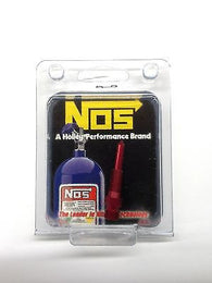 Nitrous Oxide Systems  NOS13502 Nitrous Fan Spray Nozzle - Red Anondized NEW