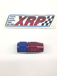 XRP 100008 Performance Race Fitting -8/8AN Straight Fuel/Water/Oil line fitting