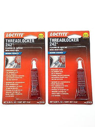 LOCTITE 37418 BLUE 242™ Nuts & Bolts Threadlocker-6mL-Henkel-01-24200 Get 1 FREE