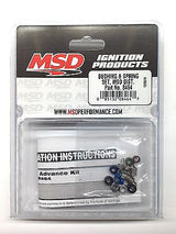 MSD 8628 & 8464 Advance Weight Kit- MSD Pro Billet Distributor-Bushings/Springs