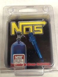 Nitrous Oxide Systems  NOS13500 Nitrous Fan Spray Nozzle - Blue Anondized NEW