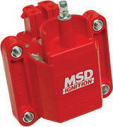 MSD 8226 MSD Ignition GM Dual Connector Blaster Coil-High Performance-External