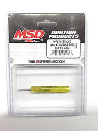 MSD 8193 Weathertight pin extraction tool kit-GM Weatherpack -Delphi-Pin removal