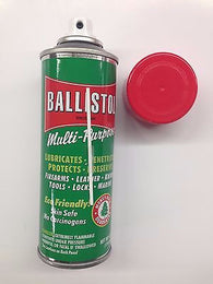 Ballistol 120069 Multi Purpose Oil-Lubricant Gun Cleaner-6oz Aerosol can hunting