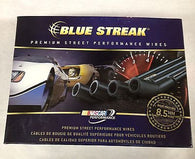NASCAR Performance BLUE STREAK #10018 Premium Street Perf Plug Wires-8.5MM