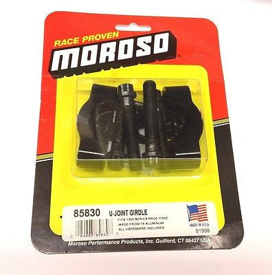 Moroso 85830 U-Joint Girdles- 1350 Series Race Yokes: 8.8 Ford,9