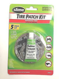 SLIME 2030-A Tire Patch Kit for Radial Tires-5 piece Patch Kit-Buy 1 Get 1 FREE!