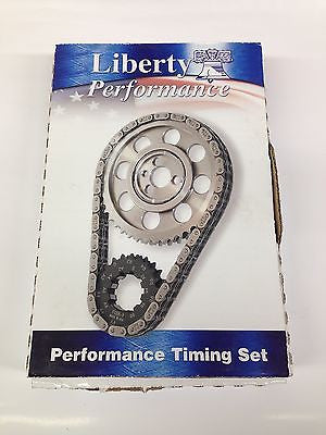 Liberty LT98110 396-427-454 Big Block Chevrolet Timing Set-Double Roller