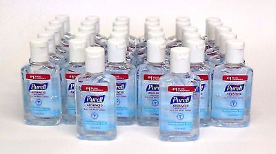 Purell Refreshing Gel 1 Oz. Hand Sanitizer - LOT OF 32 / 32-PACK