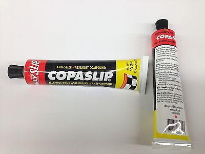 Molyslip Copaslip Anti Seize Hi-Temp Lead Free Assembly Lube 57g Tube GET 1 FREE