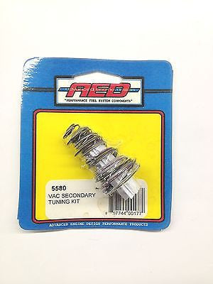 AED 5580 Holley Carburetor Vacuum Secondary Spring Tuning Kit-4160 series