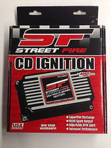 MSD 5520 StreetFire CDI Multi Spark Ignition w/ Rev Limiter-Capacitive Discharge