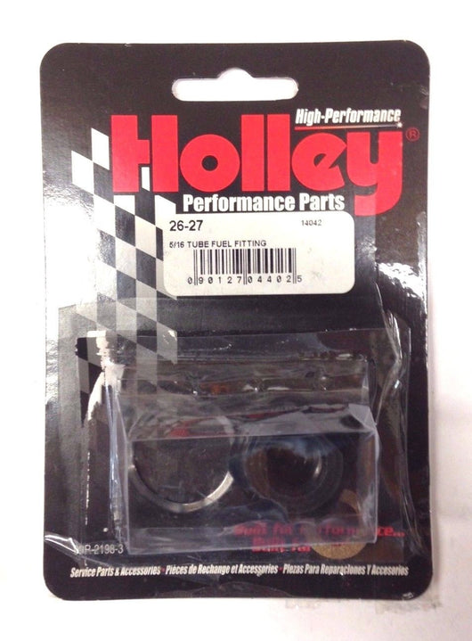 Holley 26-27 Inverted Flare Fitting Tube 5/16