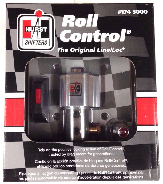 Hurst 1745000 Launch Control, Roll Control with Stainless Valve