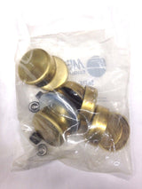 Melling MPE-102BR Freeze Plug Kits, Brass, BBC Chevy