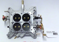 AED 6460 Double Pumper 650-800 Baseplate Holley 4150 Carb, Assembled