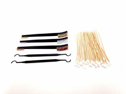 Gun Cleaning Kit, Gun Lovers - Brush & Pick set, 6