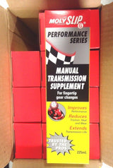 Molyslip 3422 Molyslip G Manual Transmission Supplement - 225mL - Case of 12