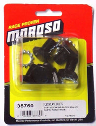 Moroso 38760 Flexplate Bolts S/B Block Chevy