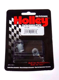 Holley 121-28 .028 Tube Style Accelerator Pump Nozzle w/ Gaskets NEW
