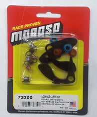 MOROSO 72300 HEI Distributor Mechanical Advance Re-curve Spring Kit for Chevy/GM