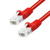 Cat5e Patch Cable Bubble Boot - Red GRANDMAX.com