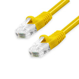 Cat5e Patch Cable Bubble Boot - Yellow GRANDMAX.com