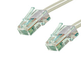 Cat6 Plenum Patch Cable No Boot (100ft or More) - Gray GRANDMAX.com