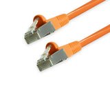 Cat6 Patch Cable Shielded Bubble Boot - Orange GRANDMAX.com