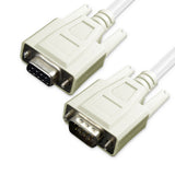 DB9 SERIAL CABLE MALE TO FEMALE by GRANDMAX