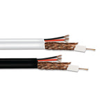 RG59 + 18/2 Siamese Cable