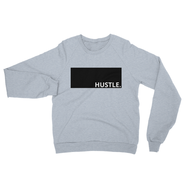 Hustle Raglan Sweater