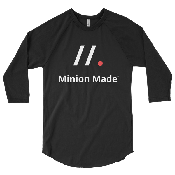 //. Minion Made Raglan