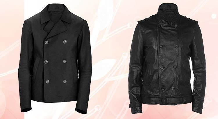 Blaze the Way with Blazer Leather Jackets for Men