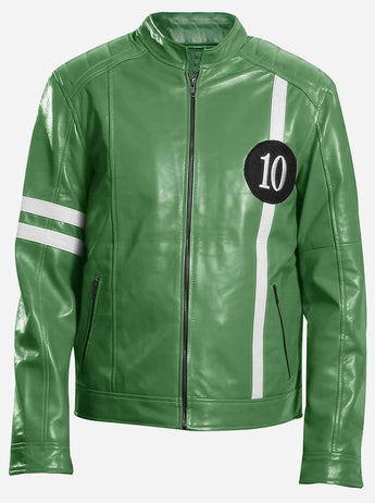 Ben 10 Leather Jacket for Men