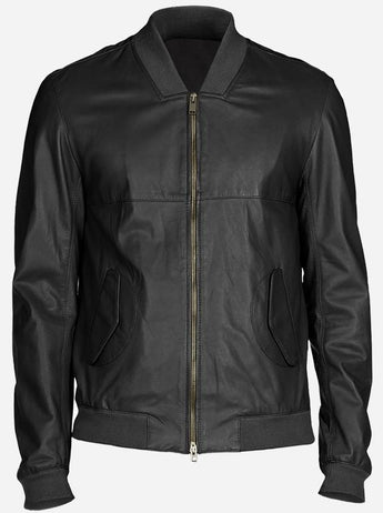 Classic Bomber Jacket Men