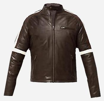 Tom Cruise War Of The World Brown Leather Jacket