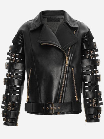 Zendaya Coleman Leather Jacket