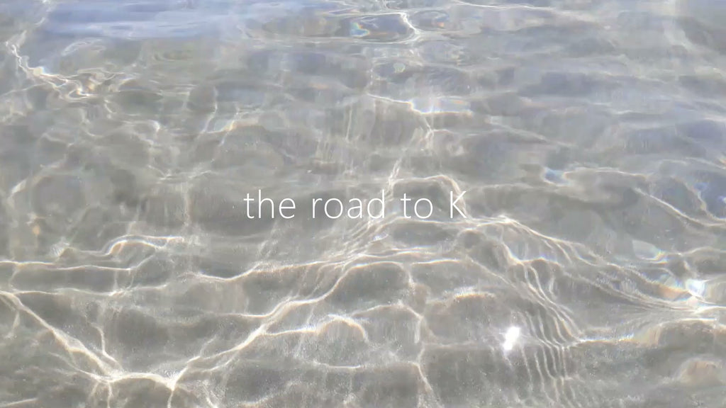 the road to K