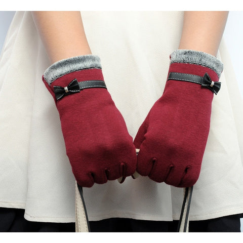 Elegant Smart Touch Gloves