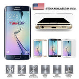 Real Curved Full Cover Temper Screen Glass Screen Protector For Samsung S6 Edge
