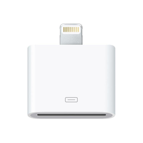 Apple Lightning to 30-Pin Adapter (Discontinued by Manufacturer)