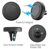 Car Mount Air Vent Magnetic Universal Mobile Phone Holder for All Smart Phones