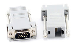 VGA over CAT.5e Passive Video Extender, up to 250 ft.